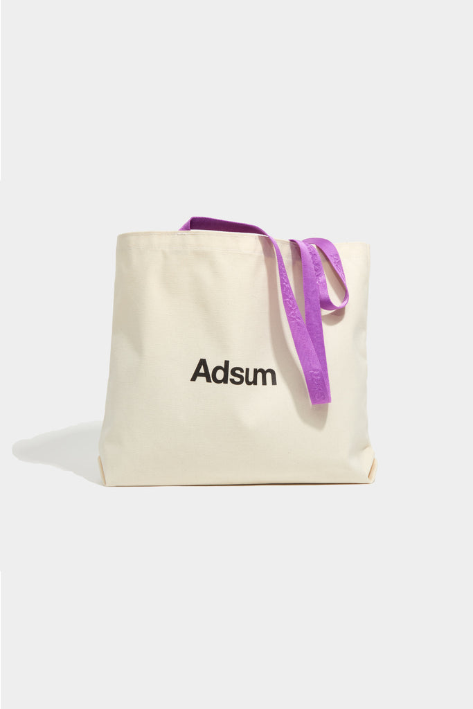 Core Logo Tote - Grape