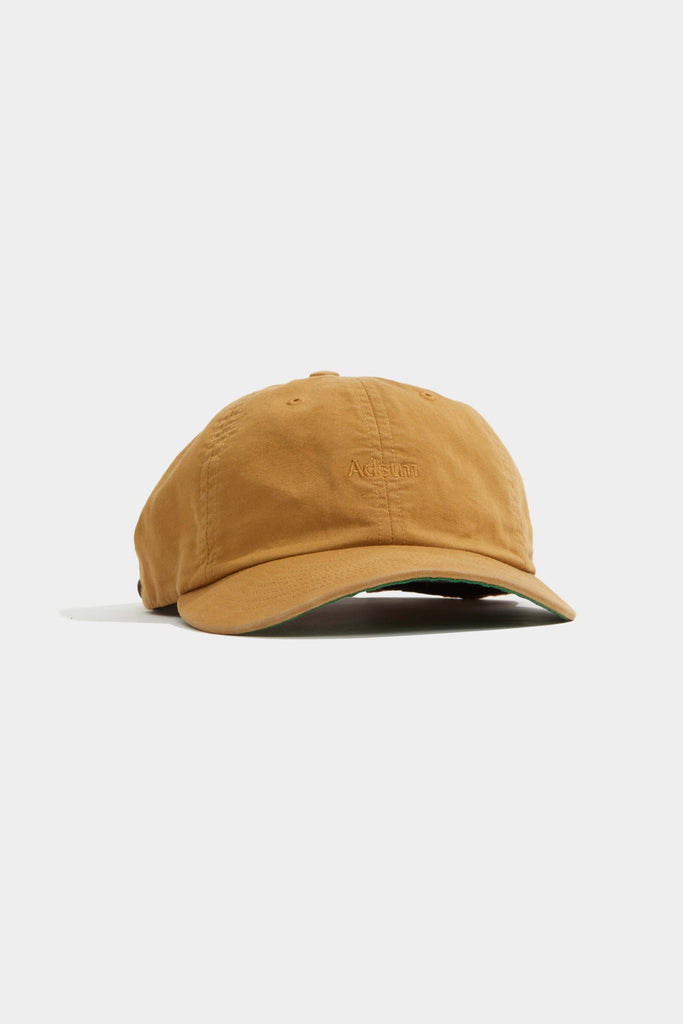 Overdyed Logo Hat - Brown