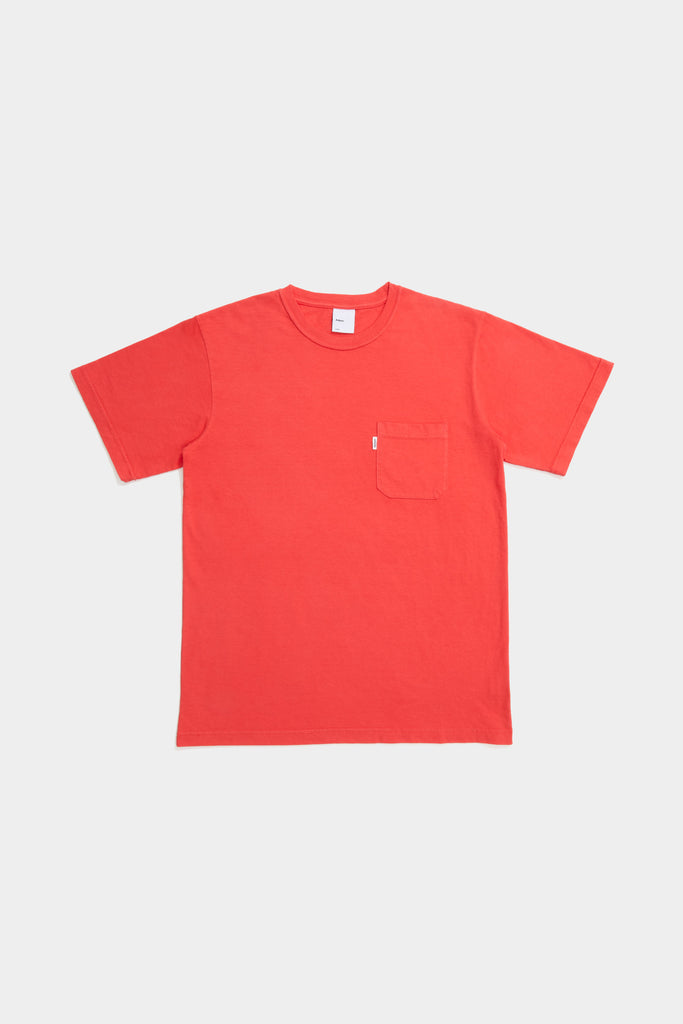 SS Pocket Tee - Watermelon