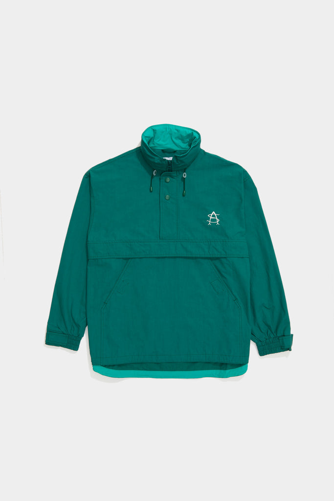 Hooded UC Jacket - Evergreen
