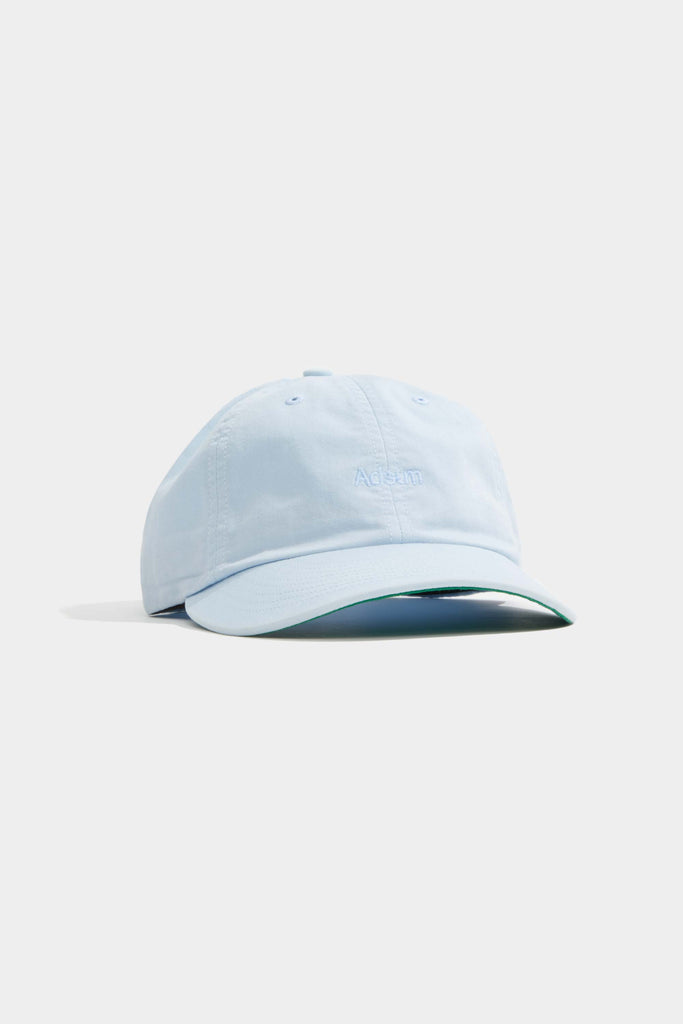Overdyed Logo Hat - Sky Blue