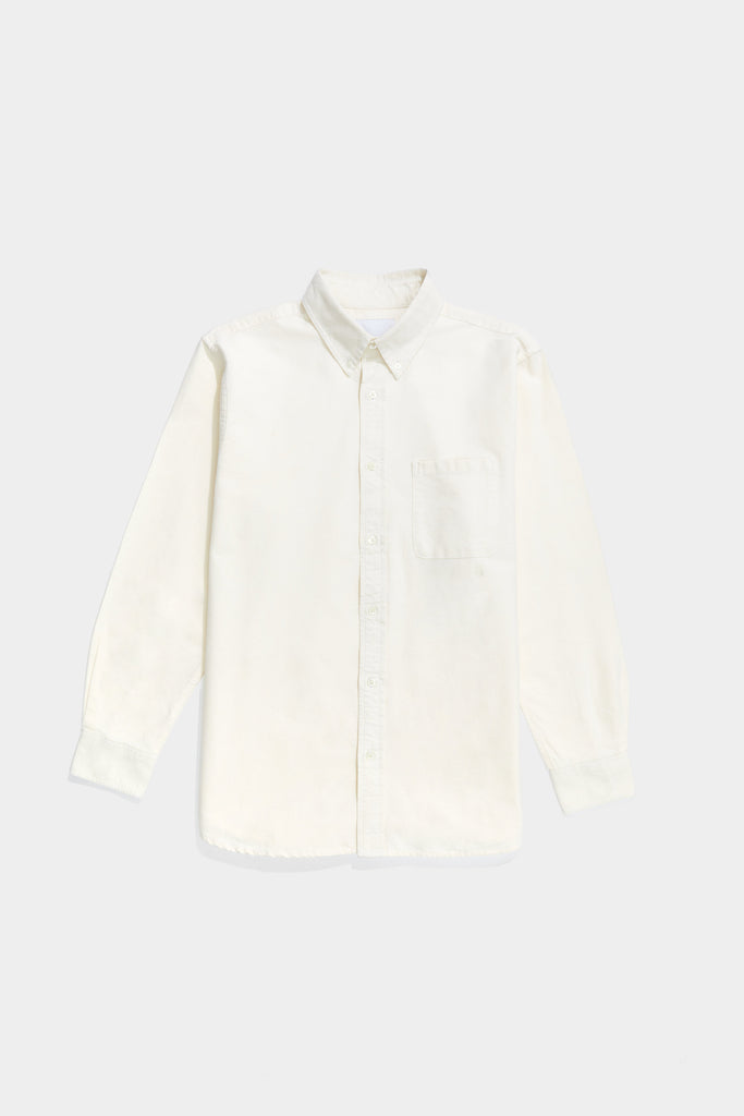 Premium BD Shirt - Lemon Oxford