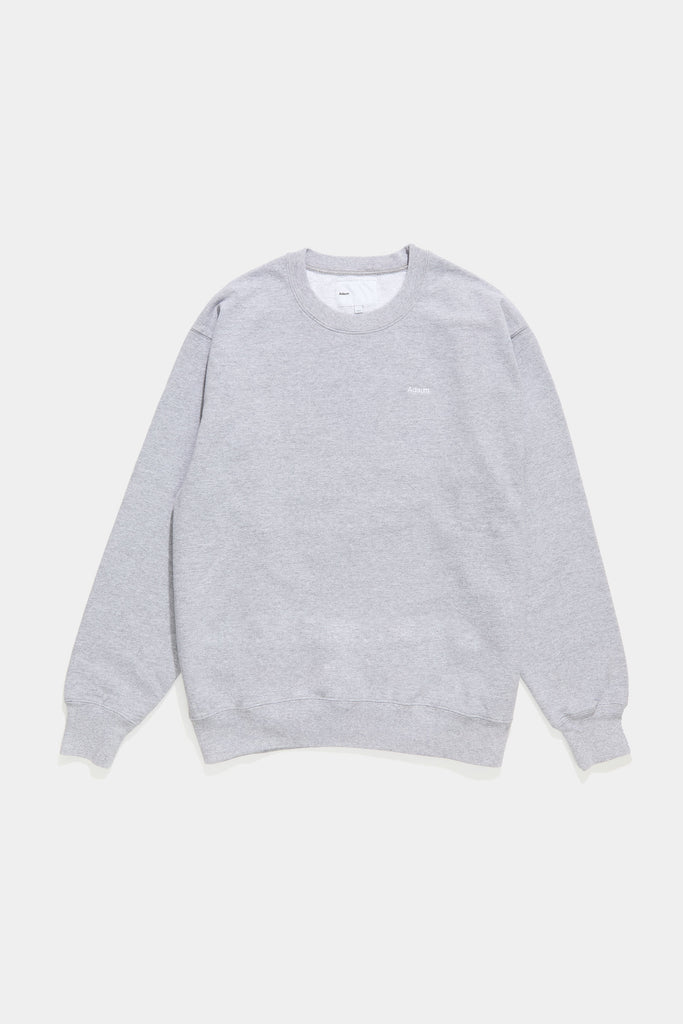 Classic Logo Crewneck - Bleached Heather