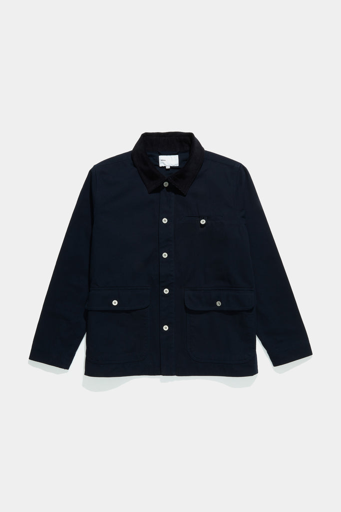 Work Jacket - Dark Navy