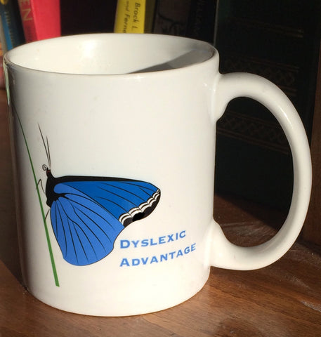 Dyslexic Advantage Mug