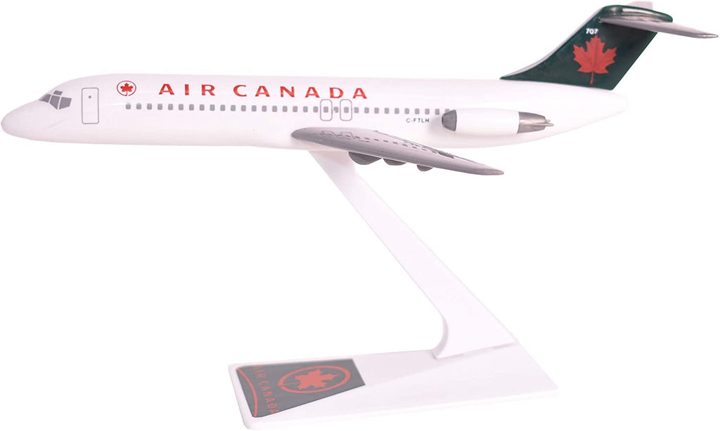 McDonnell Douglas DC-9 Air Canada 1/200 Scale Model by Flight Miniatures