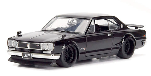 Nissan Skyline 2000 GT-R C-10 - Fast and Furious -1/24 Scale Diecast Model by Jada