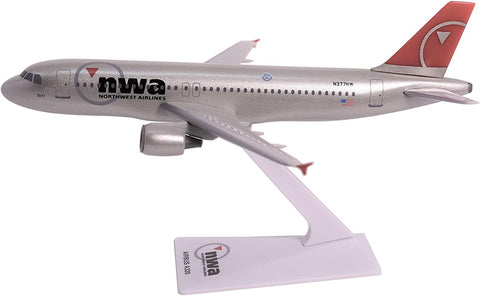 Airbus A319 (A-319) Northwest Airlines 1/200 Scale Model by Flight Miniatures