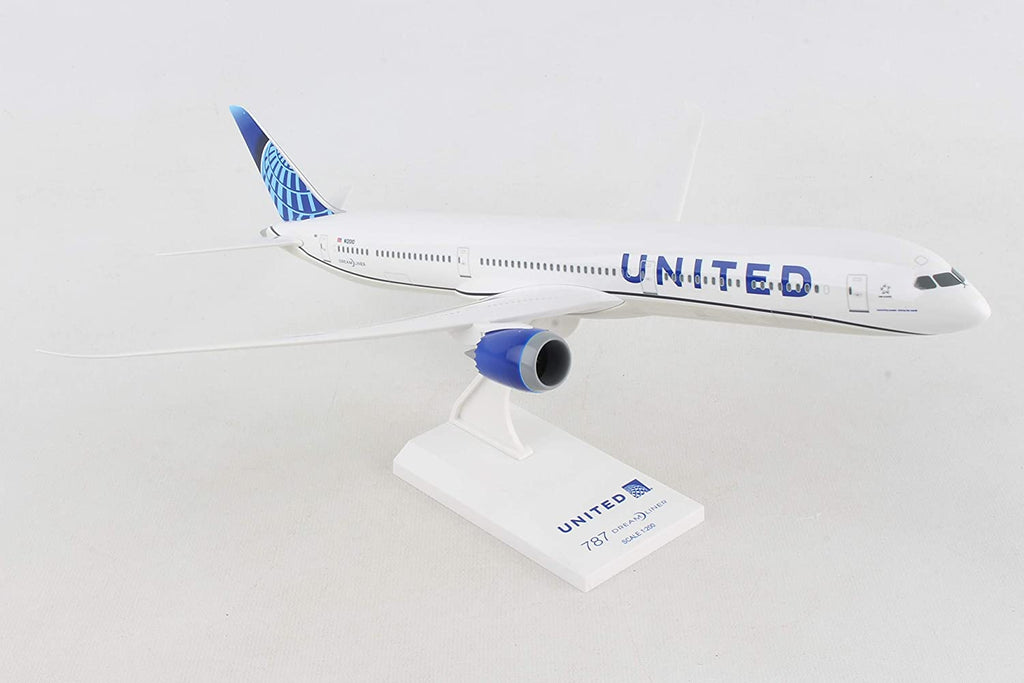 Boeing 787-10 (787) United Airlines 1/200 Scale by Sky Marks