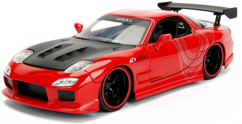 Mazda RX-7 - 1993 - 1/24 Scale Diecast Model by Jada
