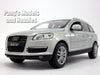 Audi Q7 1/24 Diecast Metal Model by Welly