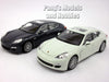 Porsche Panamera S 1/24 Diecast Metal Model by Welly