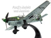 Junkers Ju-87 Stuka German Dive Bomber 1/72 Scale Diecast Metal Model by Oxford
