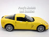 Chevrolet Corvette Z06 (2007) 1/24 Diecast Metal Model by Welly