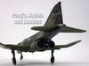 McDonnell Douglass F-4 Phanton II 1/72 Scale Model by NewRay