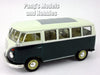Volkswagen (VW) T1 Bus 1963  1/24 Diecast Metal Model by Welly