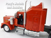 Kenworth W900 Tanker Truck Die Cast Metal 1/43 Scale Model by NewRay