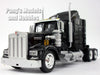 Kenworth W900 Trailer Truck Die Cast Metal 1/43 Scale Model by NewRay