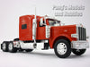 Peterbilt Model 389 Semi Truck Die Cast Metal 1/32 Scale Model by NewRay