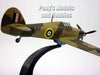 Hawker Hurricane Mk.IIc 1/72 Scale Diecast Metal Model by Oxford