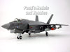 Lockheed Martin F-35 (F-35C NAVY) Lightning II - VFA-101 Grim Reapers - 1/72 Scale Diecast Metal Model by Air Force 1