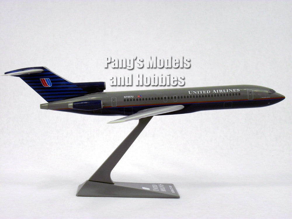 Boeing 727-200 United 1/200 by Flight Miniatures