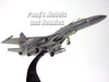 Sukhoi Su-27 Flanker Chinese AF 1/100 Scale Diecast Metal Model by Amercom