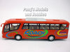 Coach Bus 1/76 (aprox) Scale Diecast Metal Model by Kinsmart