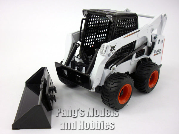 Bobcat S750 Skid Steer Loader 1 25 Scale Die Cast Metal