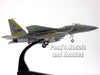 Boeing - McDonnell Douglass F-15 Eagle 1/100 Scale Diecast Metal Model by Amercom