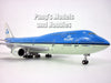 Boeing 747-400 KLM - Royal Dutch Airlines 1/200 Scale by Sky Marks