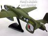 North American B-25 Mitchell 1/100 Scale Diecast Metal Model by Model Power