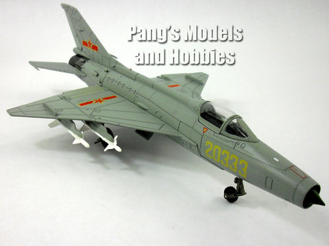 Chengdu J-7G (Chinese Mig-21) Fishbed 1/48 Scale Diecast Metal Model by Air Force 1