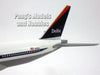 Boeing 777-200 Delta Airlines 1997 Livery 1/200 Scale Model by Flight Miniatures