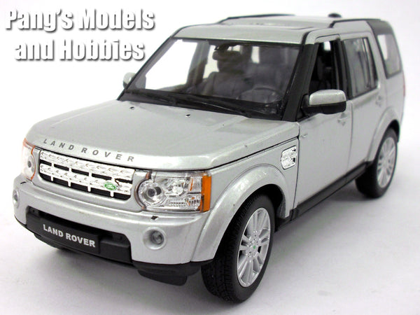 land rover discovery 4 1 24 diecast metal model by welly pang 39 s models and hobbies. Black Bedroom Furniture Sets. Home Design Ideas