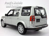 Land Rover Discovery 4 1/24 Diecast Metal Model by Welly
