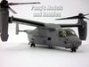 Bell Boeing V-22 Osprey 1/72 Scale Diecast Metal Model by Air Force 1