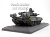 T-80 Russian Main Battle Tank 1/72 Scale Diecast Metal Model by War Master