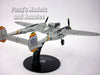 Lockheed P-38 Lightning 1/72 Scale Diecast Metal Model by War Master