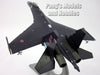 Sukhoi Su-35 (Su-27) Super Flanker 1/72 Scale Diecast Metal Model by Air Force 1