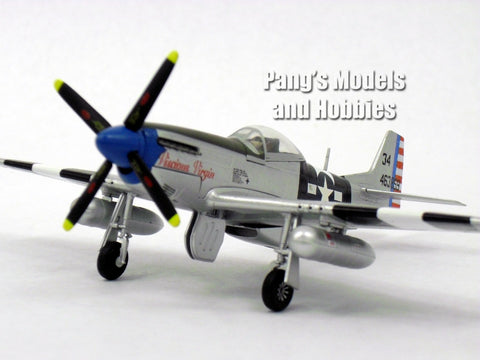 "North American P-51D Mustang ""Viscious Virgin"" 1/72 Diecast Metal by Sky Guardians"