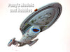 Star Trek USS Voyager NCC-74656 Model and Magazine #6 by Eaglemoss