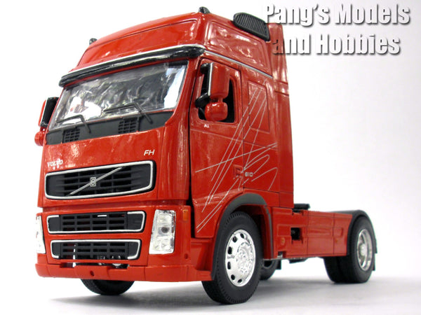 Volvo Fh 16 Diecast Metal And Plastic 1 32 Scale Truck