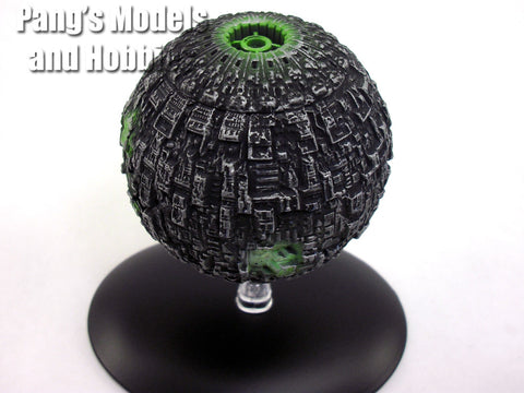 Star Trek Borg Sphere Model and Magazine #10 by Eaglemoss