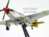 "North American P-51D Mustang ""Squeezie"" 1/72 Diecast Metal by Sky Guardians"