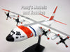 Lockheed C-130 1/130 Scale Model Kit (Assembly Required) USCG by NewRay