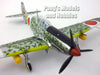 KI-61 Toni Janapenese Fighter 1/72 Scale Diecast Metal Model by War Master