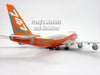 Boeing 747-8 Sunrise Livery On Ground Version 1/200 Scale by Hogan