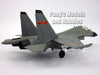 Shenyang J-16 (Chinese Su-30 / Su-27) 1/72 Scale Diecast Metal Model by Air Force 1