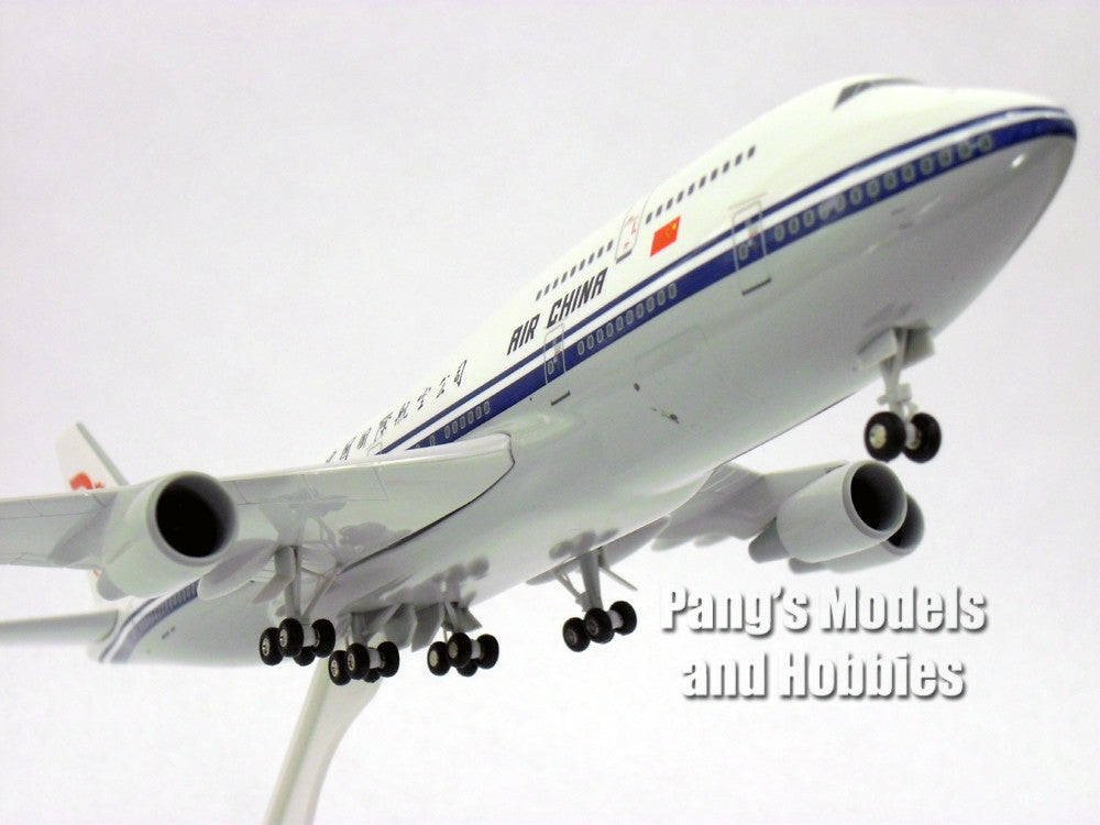 Boeing 747-400 Air China 1/200 Scale by Sky Marks